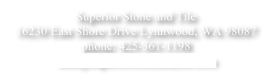 Superior Stone and Tile